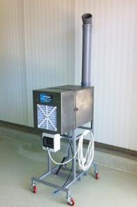מערכת חיטוי PDU 2000 PDU-4000