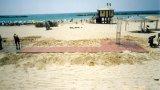 דק מקלחות חוף תל אביב